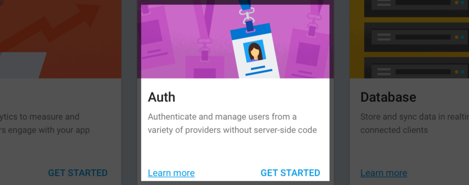 Firebase & AS3 : Login with OAuth 2.0