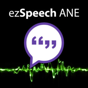 ezSpeech ANE